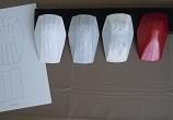 From paper to reality: Les différentes étapes de la création d'une pièce d'armure